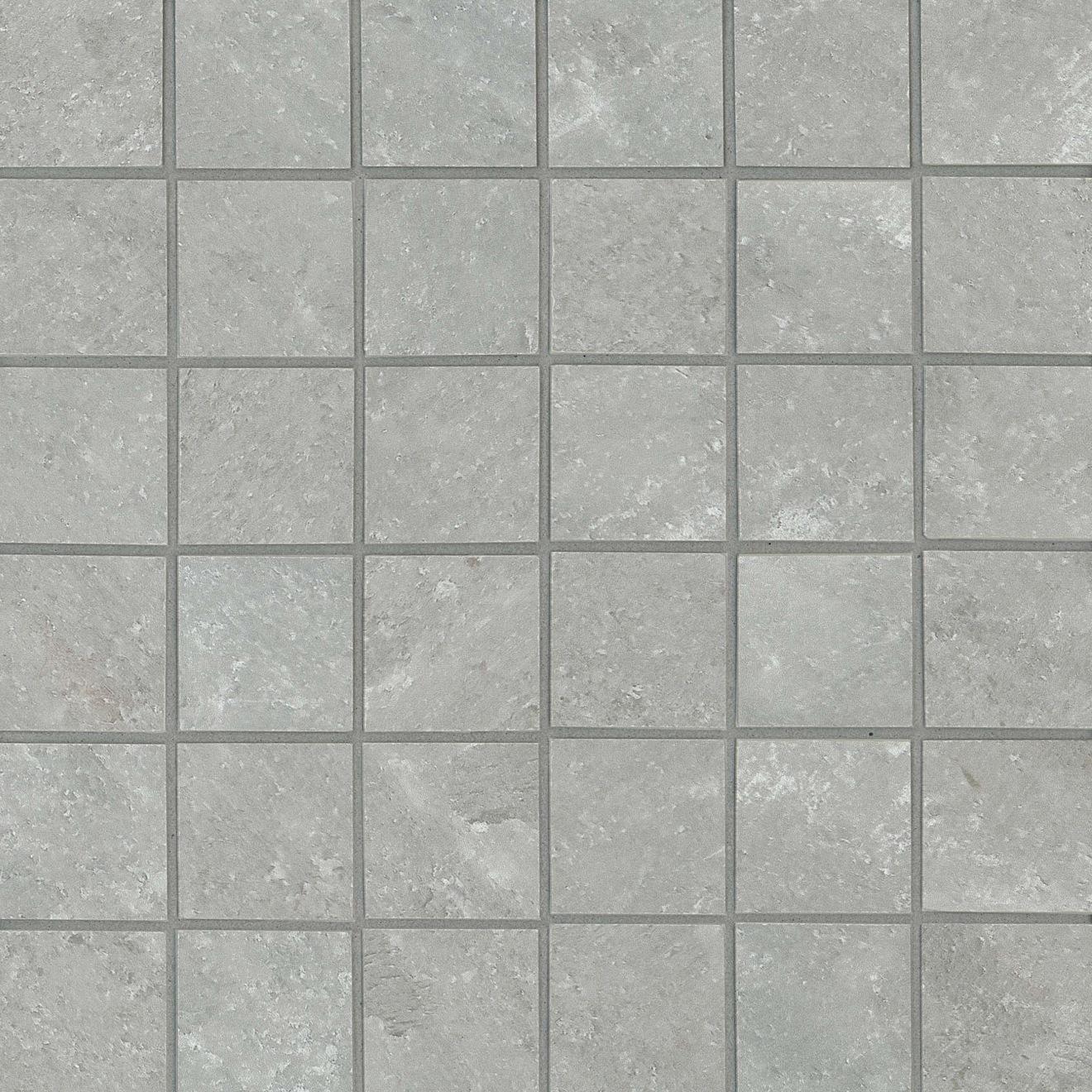 """Rock Crystal 2"""" x 2"""" Floor & Wall Mosaic in Half Dome"""