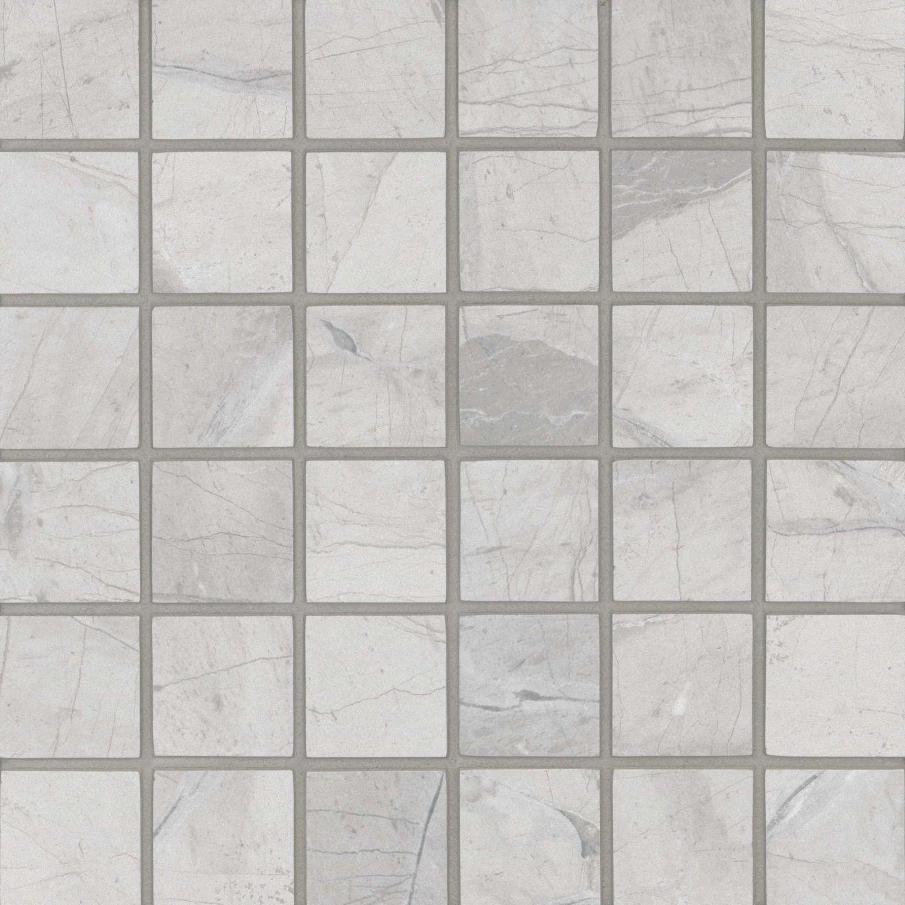 Tesoro Wall Mosaic in White