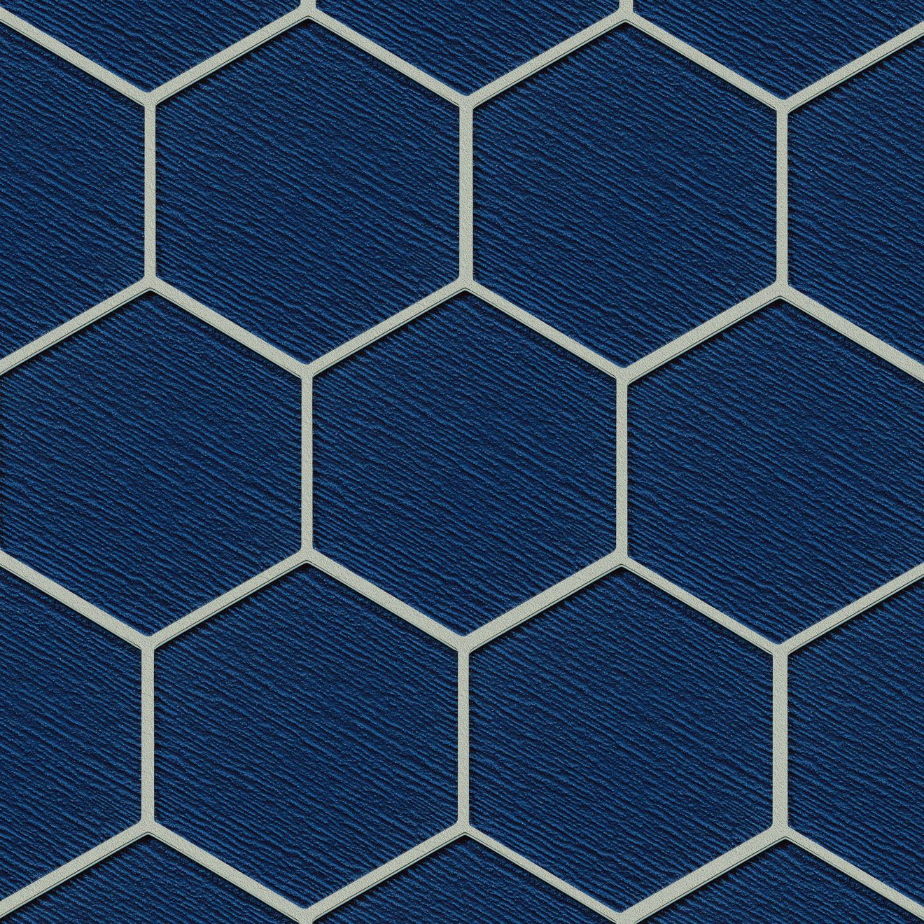 """Verve 4-7/8"""" x 5-5/8"""" Wall Mosaic in Starry Night"""