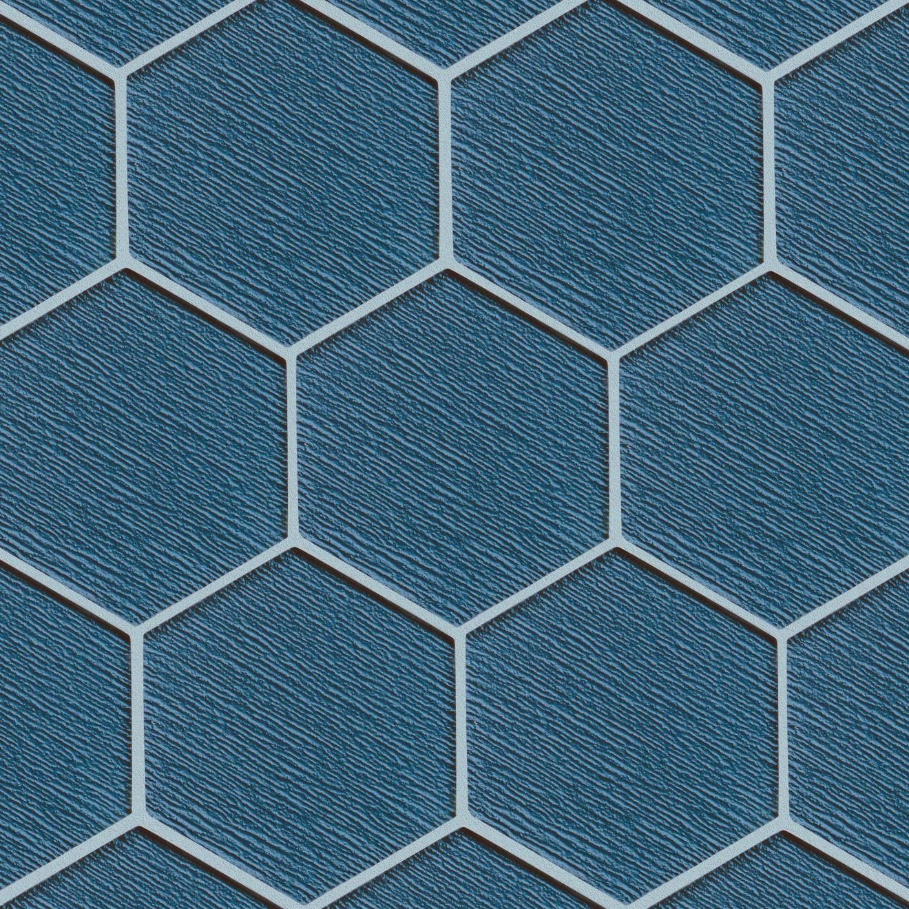 """Verve 4-7/8"""" x 5-5/8"""" Wall Mosaic in Summer Nights"""