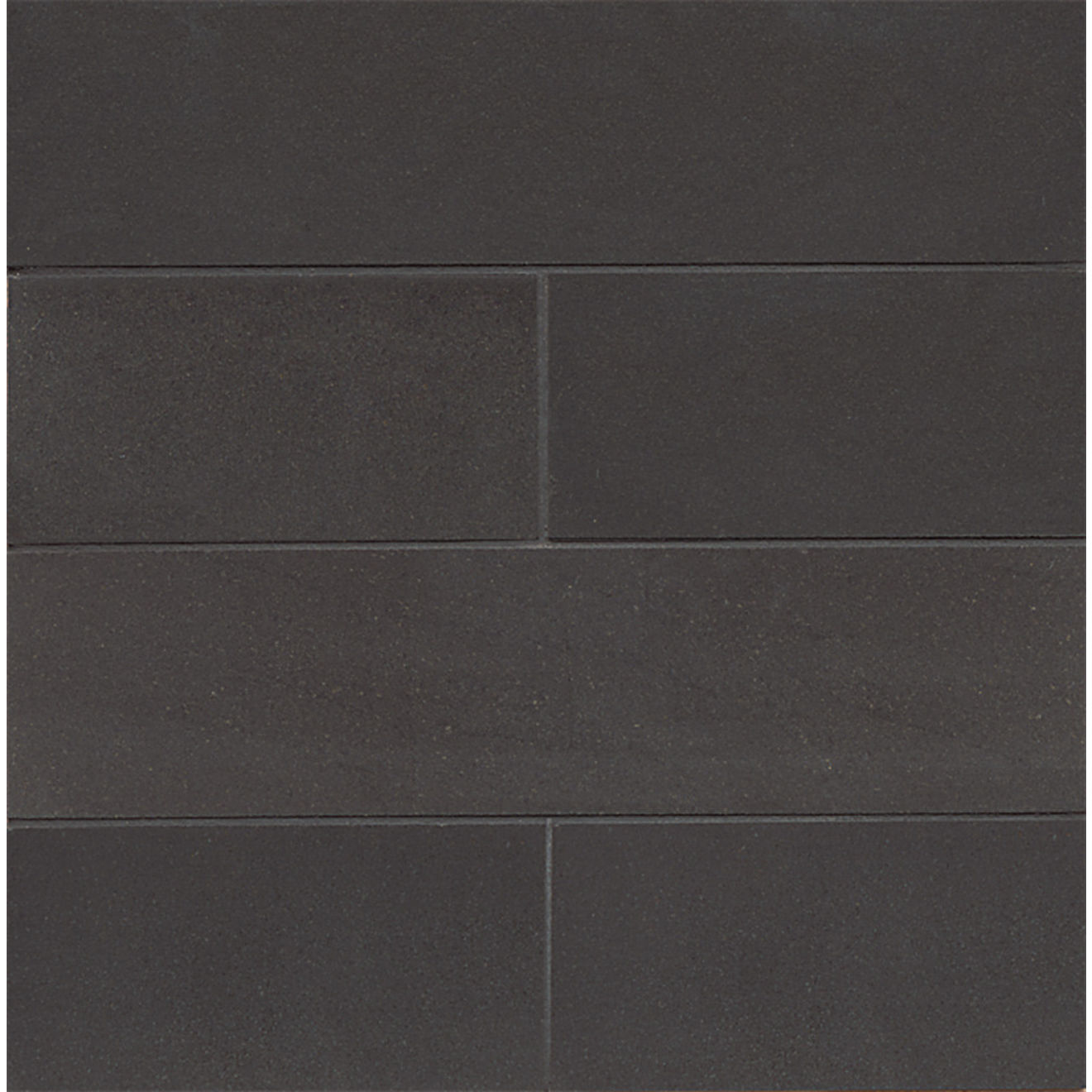 Absolute Black 3.00 x 12.00 Floor & Wall Tile