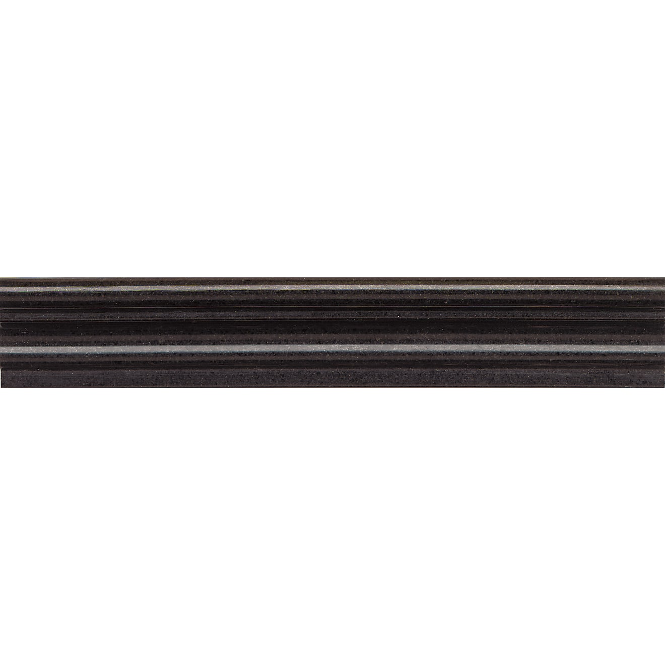 Absolute Black 2.00 x 12.00 Trim