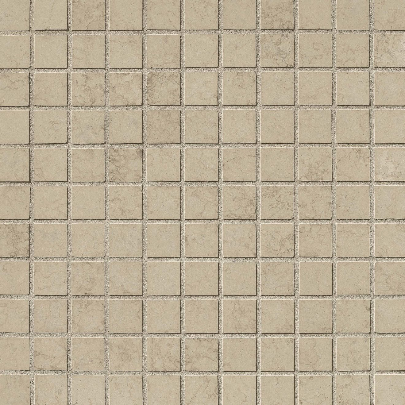 """Nova Grey 1"""" x 1"""" Floor & Wall Mosaic"""