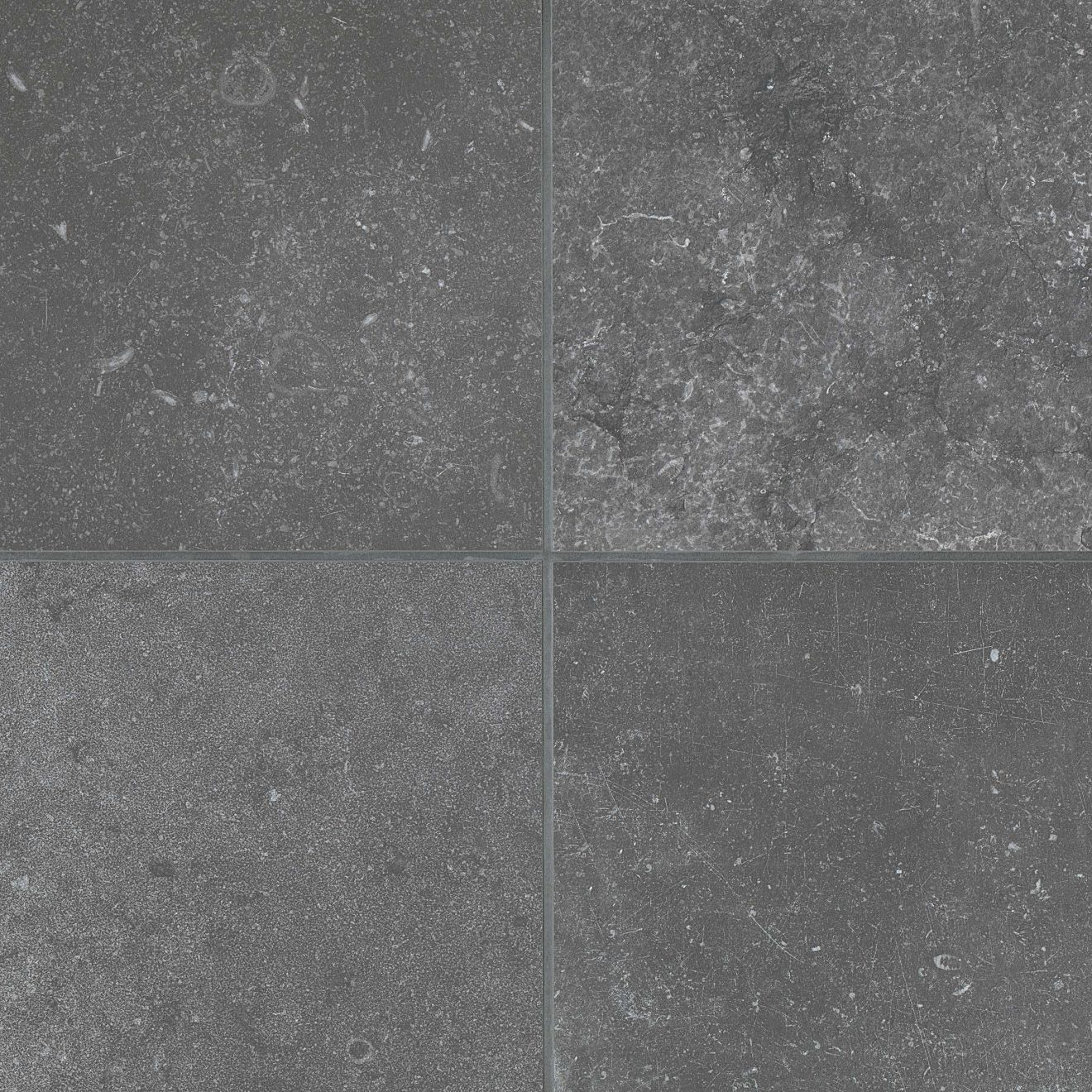 "Blues 12"" x 12"" Floor & Wall Tile in Ego"