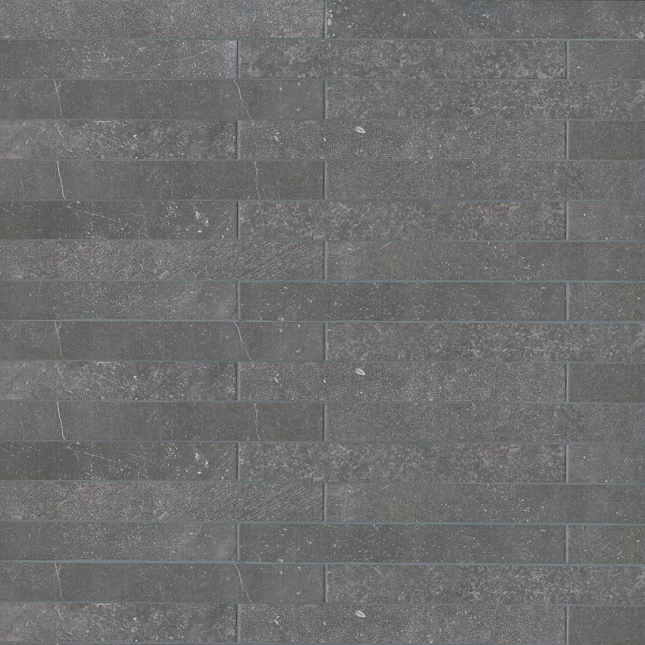 "Blues 3"" x 24"" Floor & Wall Tile in Ego"