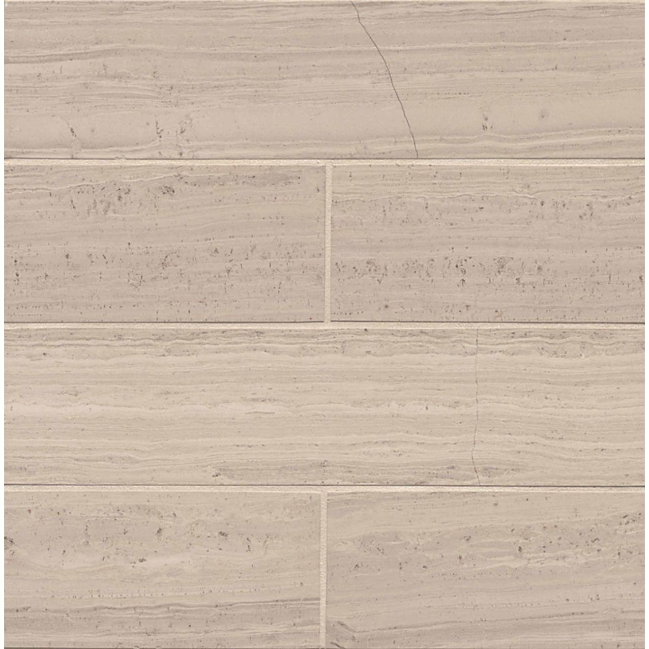 "Ashen Grey 3"" x 12"" Floor & Wall Tile"