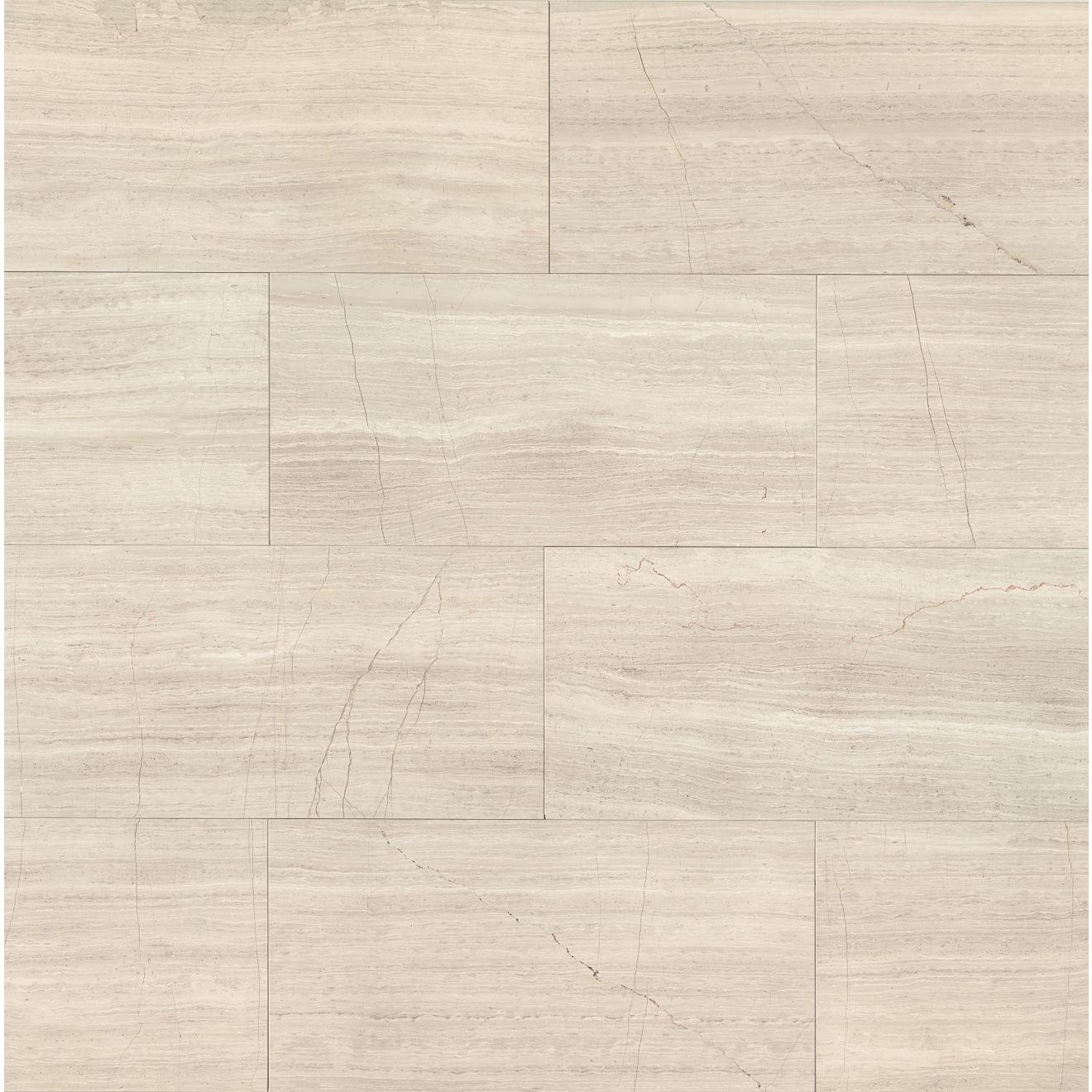 "Ashen Grey 12"" x 24"" Floor & Wall Tile"