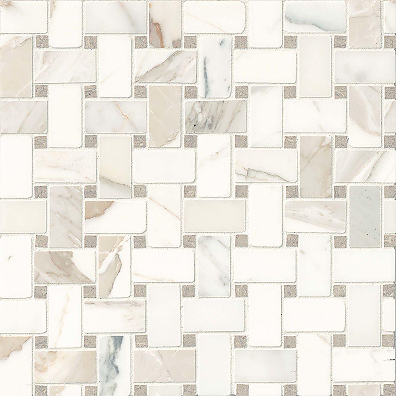 Hillcrest Floor & Wall Mosaic