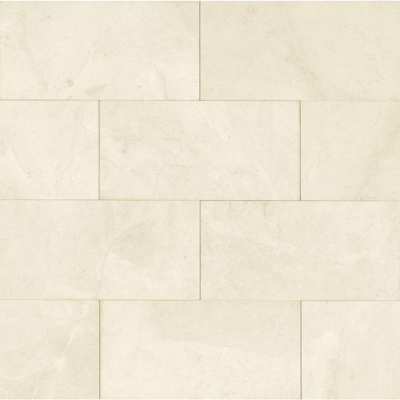 "Bianca Narino 12"" x 24"" Floor & Wall Tile"