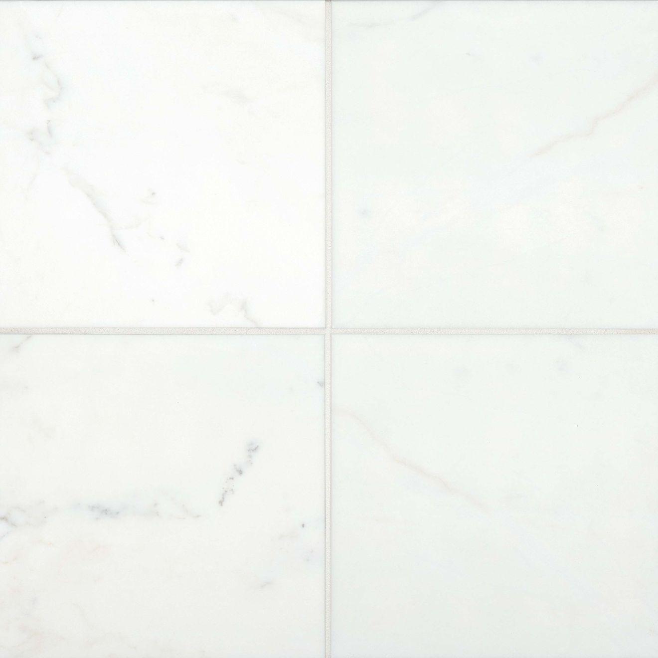 "Calacatta 12"" x 12"" Floor & Wall Tile"