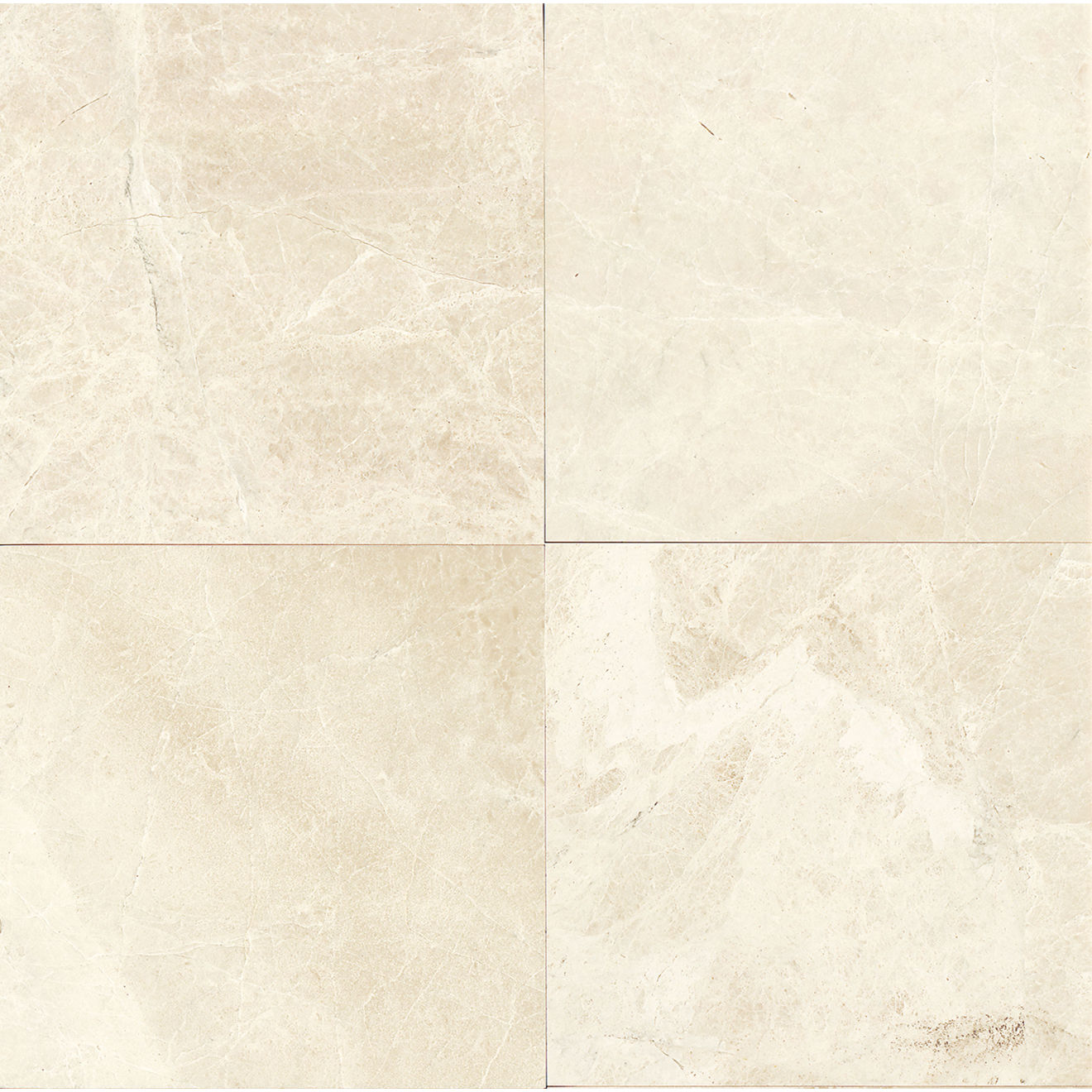 """Caspian Bisque 24"""" x 24"""" Floor & Wall Tile"""