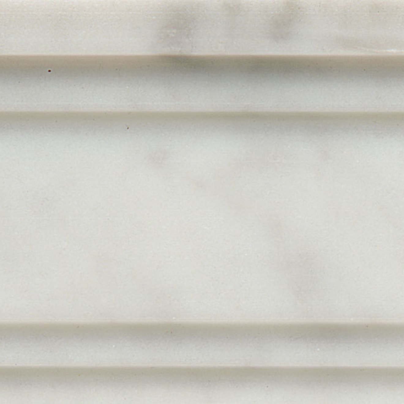 "White Carrara 3"" x 12"" Trim"