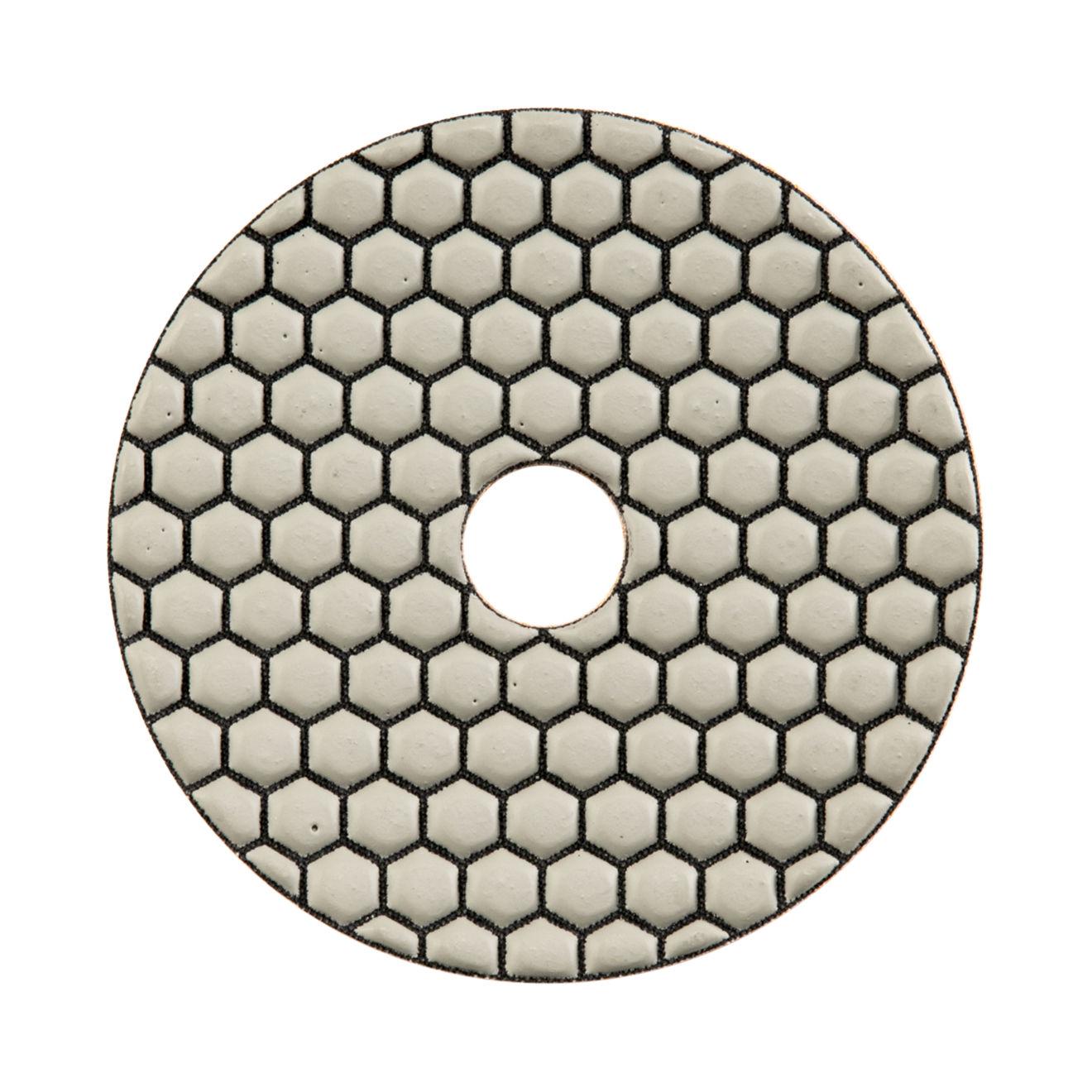 """ODYN General Dry Polishing Pad 4"""" x 5/8"""" - 1500 Grit"""
