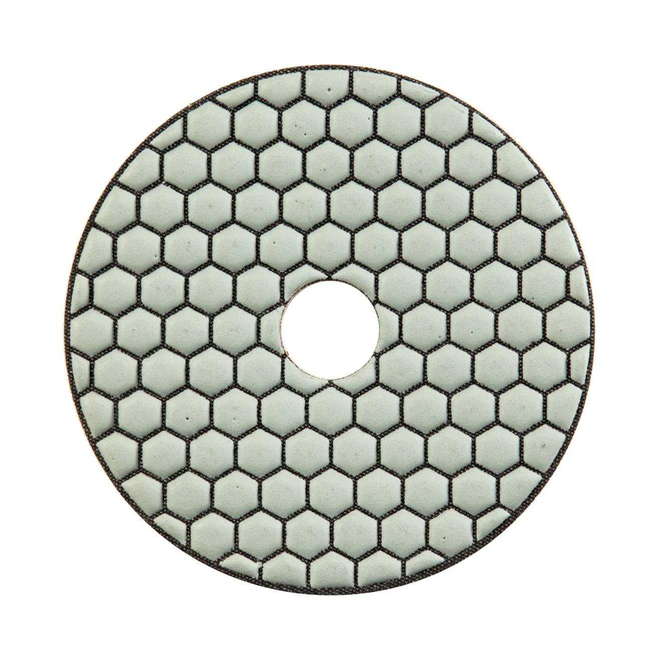 """ODYN General Dry Polishing Pad 4"""" x 5/8"""" - 200 Grit"""
