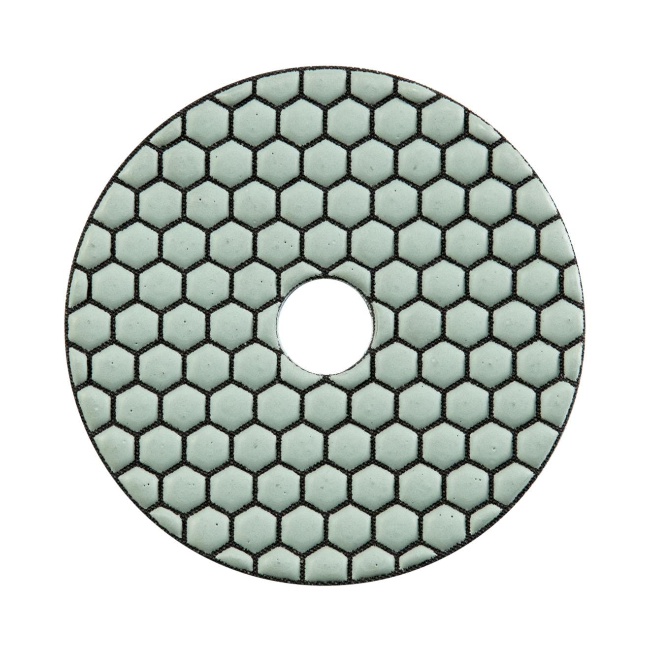 """ODYN General Dry Polishing Pad 4"""" x 5/8"""" - 400 Grit"""