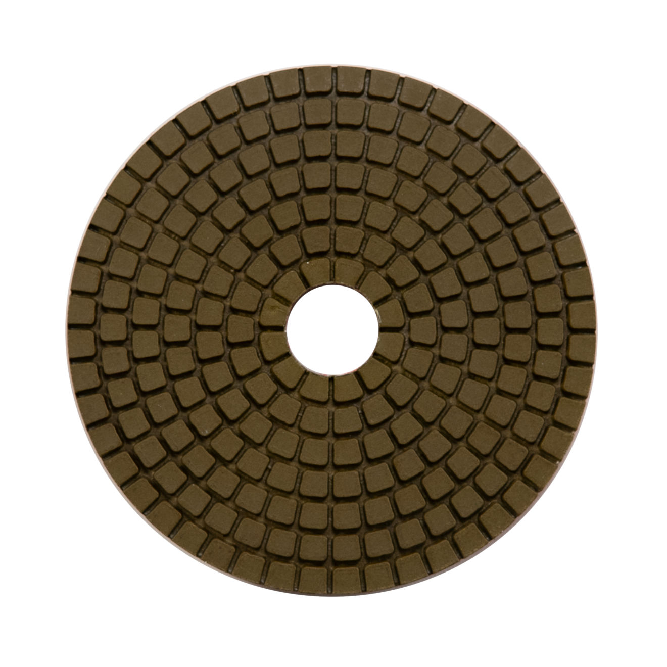 """ODYN General Wet Stone Polishing Pad 4"""" x 5/8"""" - 100 Grit"""