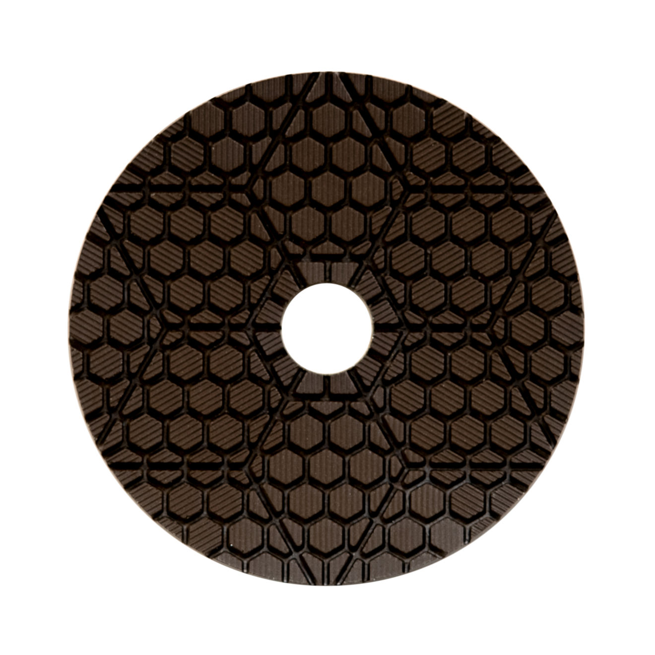 "ODYN Premium Wet Stone Polishing Pad 4"" x 5/8"" - 100 Grit"