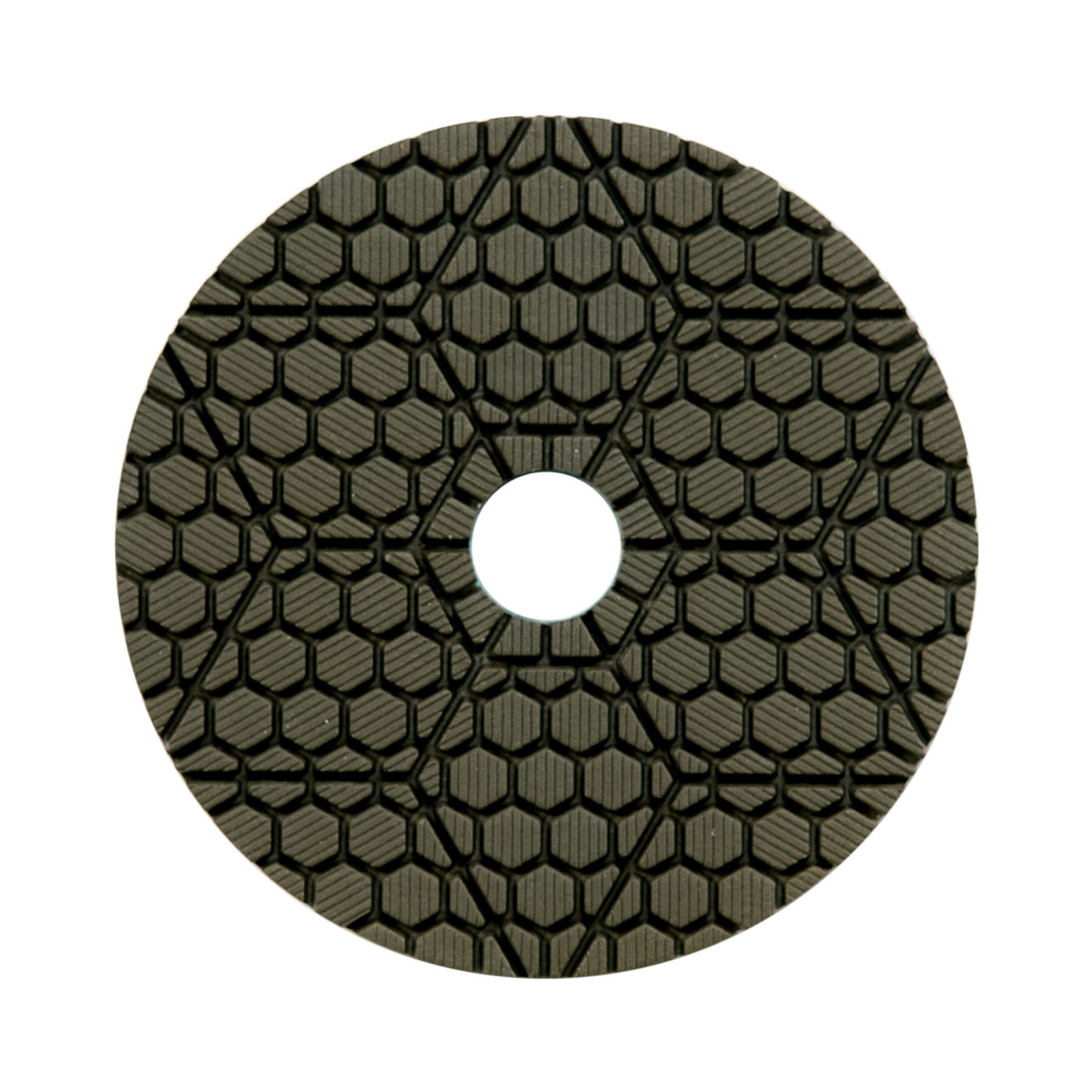"ODYN Premium Wet Stone Polishing Pad 4"" x 5/8"" - 1500 Grit"
