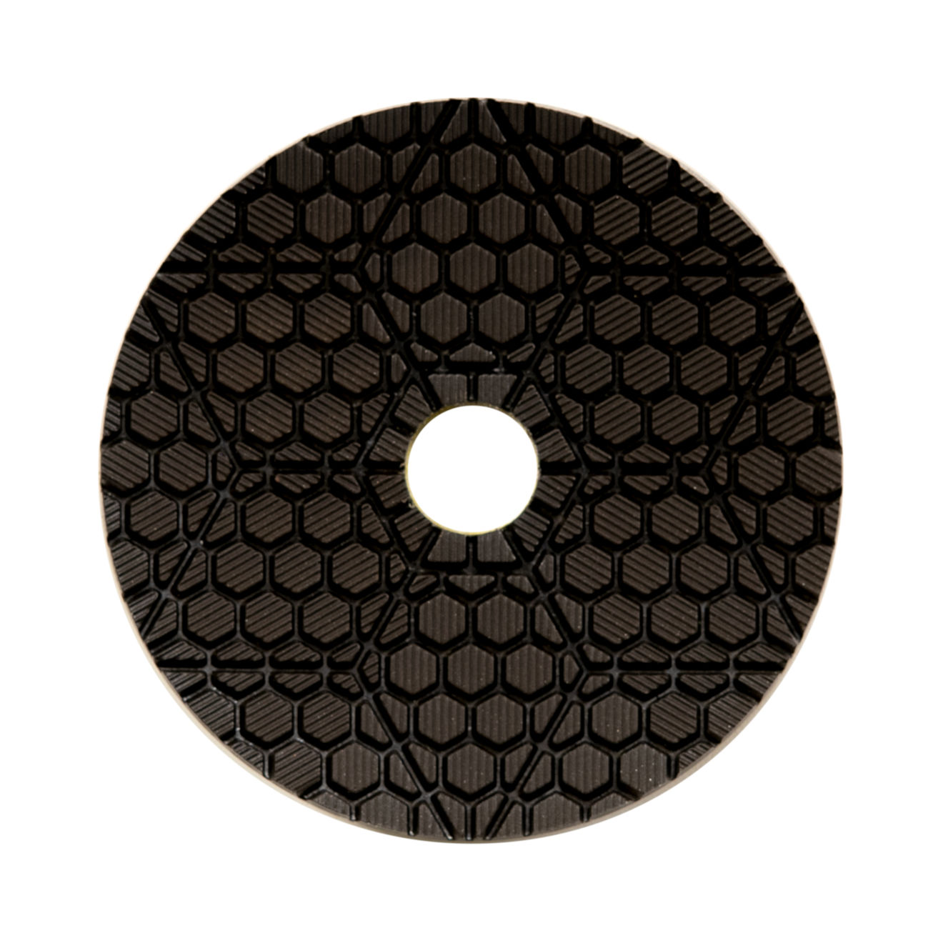 "ODYN Premium Wet Stone Polishing Pad 4"" x 5/8"" - 200 Grit"