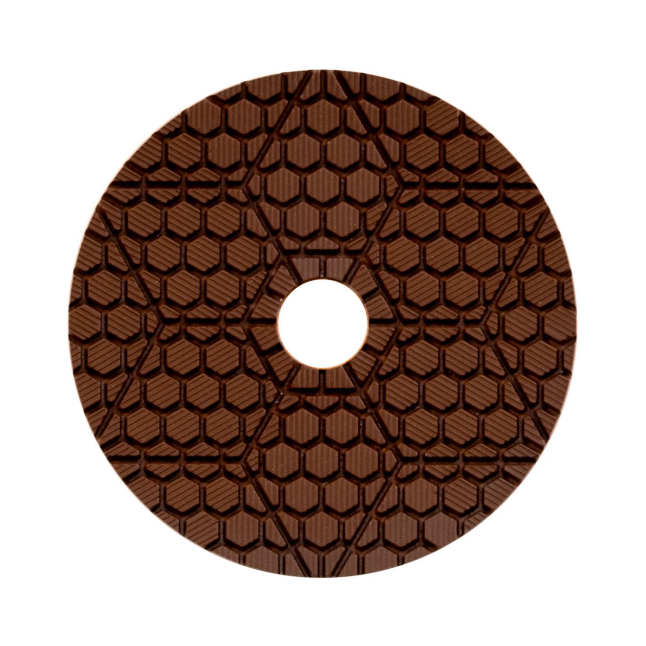 "ODYN Premium Wet Stone Polishing Pad 4"" x 5/8"" - 400 Grit"