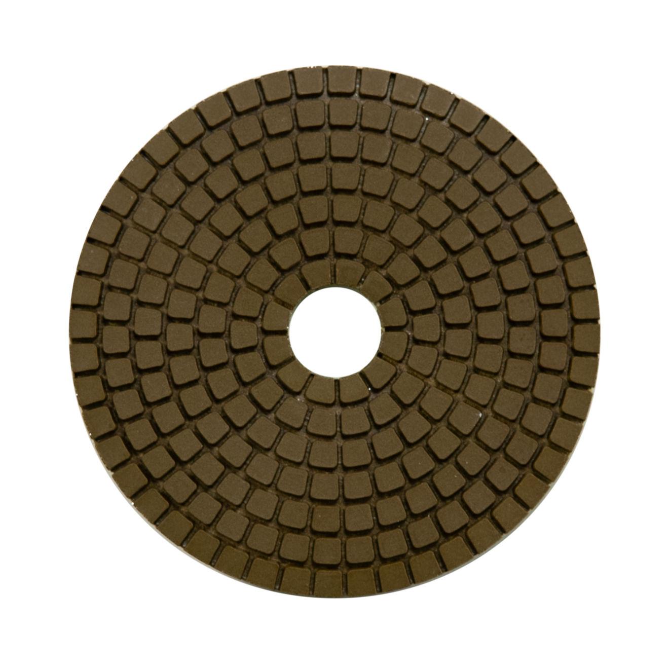 """ODYN General Wet Stone Polishing Pad 4"""" x 5/8"""" - 50 Grit"""