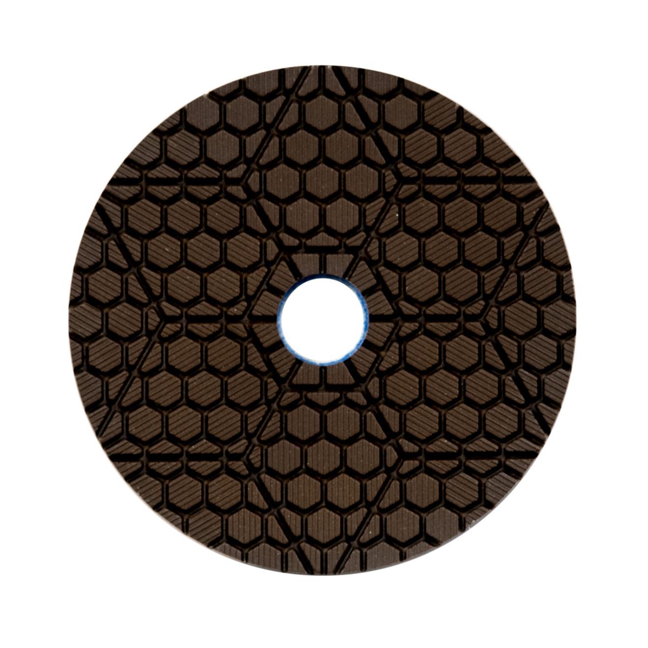 "ODYN Premium Wet Stone Polishing Pad 4"" x 5/8"" - 50 Grit"