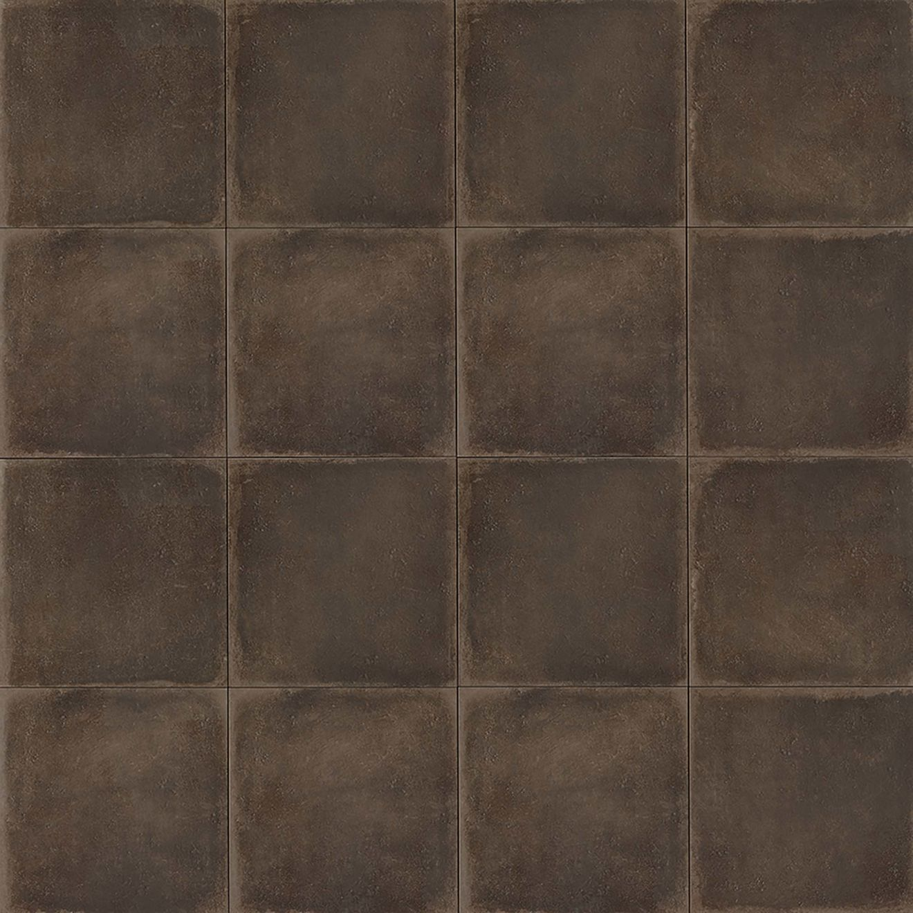 """Palazzo 12"""" x 12"""" Floor & Wall Tile in Antique Cotto"""