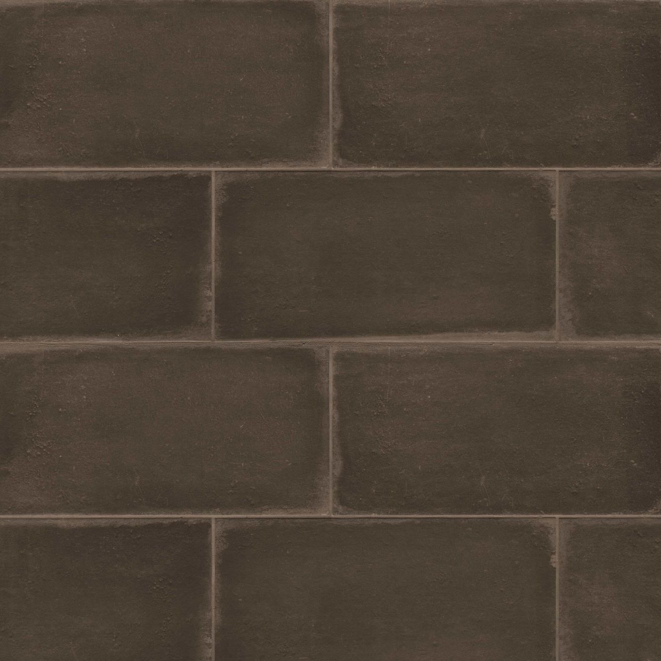 """Palazzo 12"""" x 24"""" Floor & Wall Tile in Antique Cotto"""