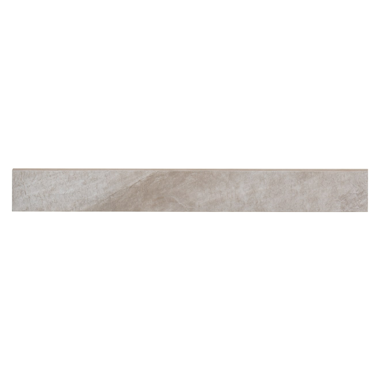 "Stone Mountain 3"" x 24"" Trim in Silver"