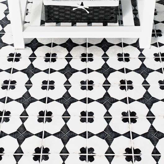 Enchante porcelain in Moderno