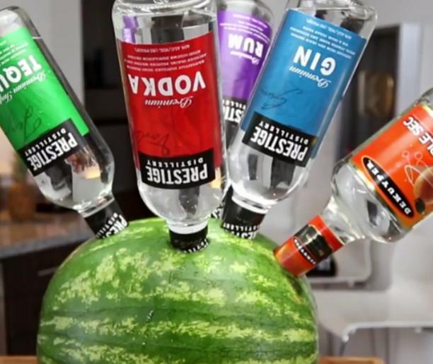 Vodka Water