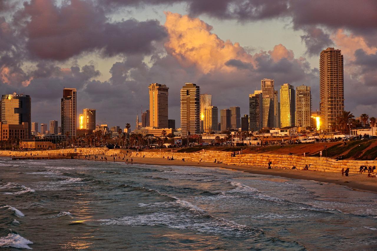 beforgo-blog voyage Telaviv Israel ville