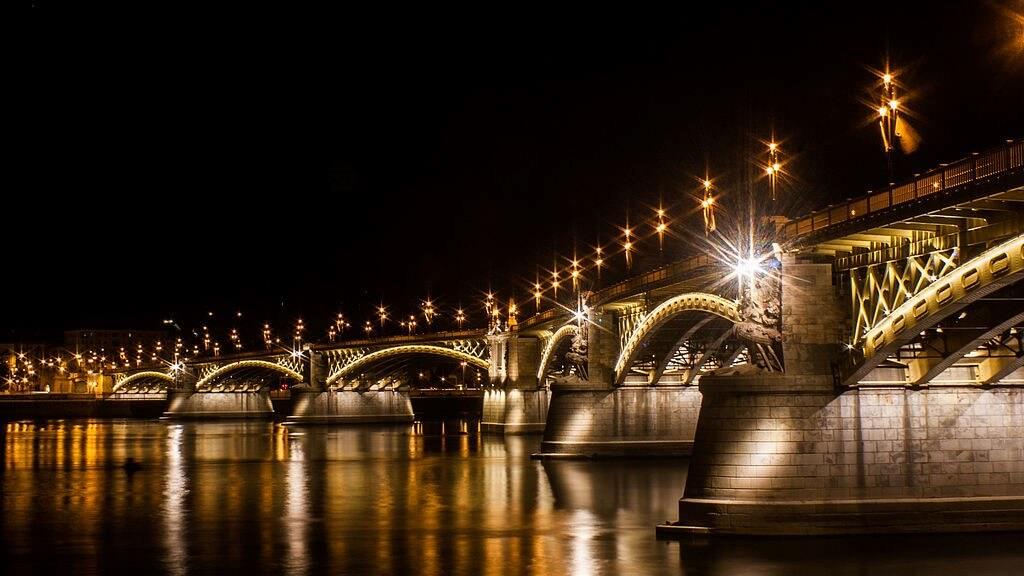 Danube Promenade, Budapest, Hungary