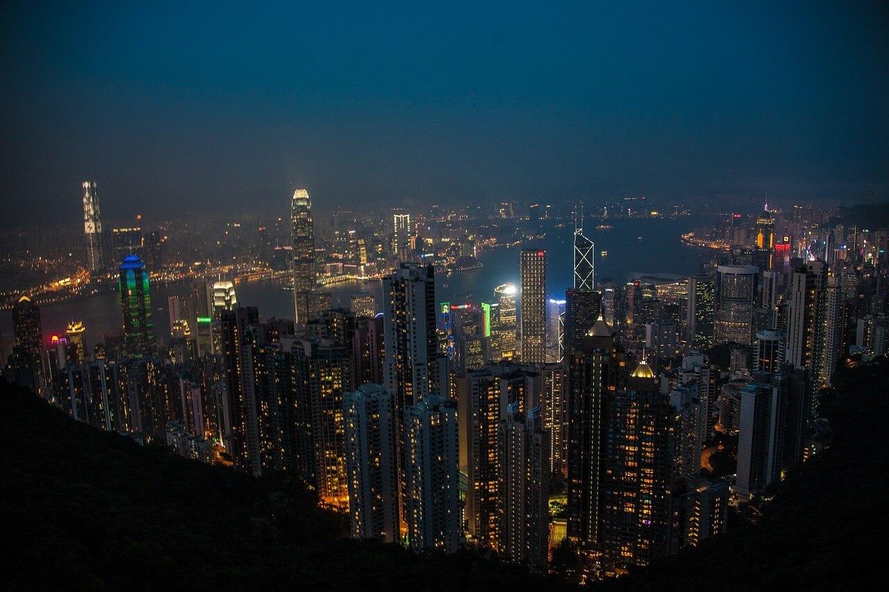 Victoria Peak, Hong Kong, China