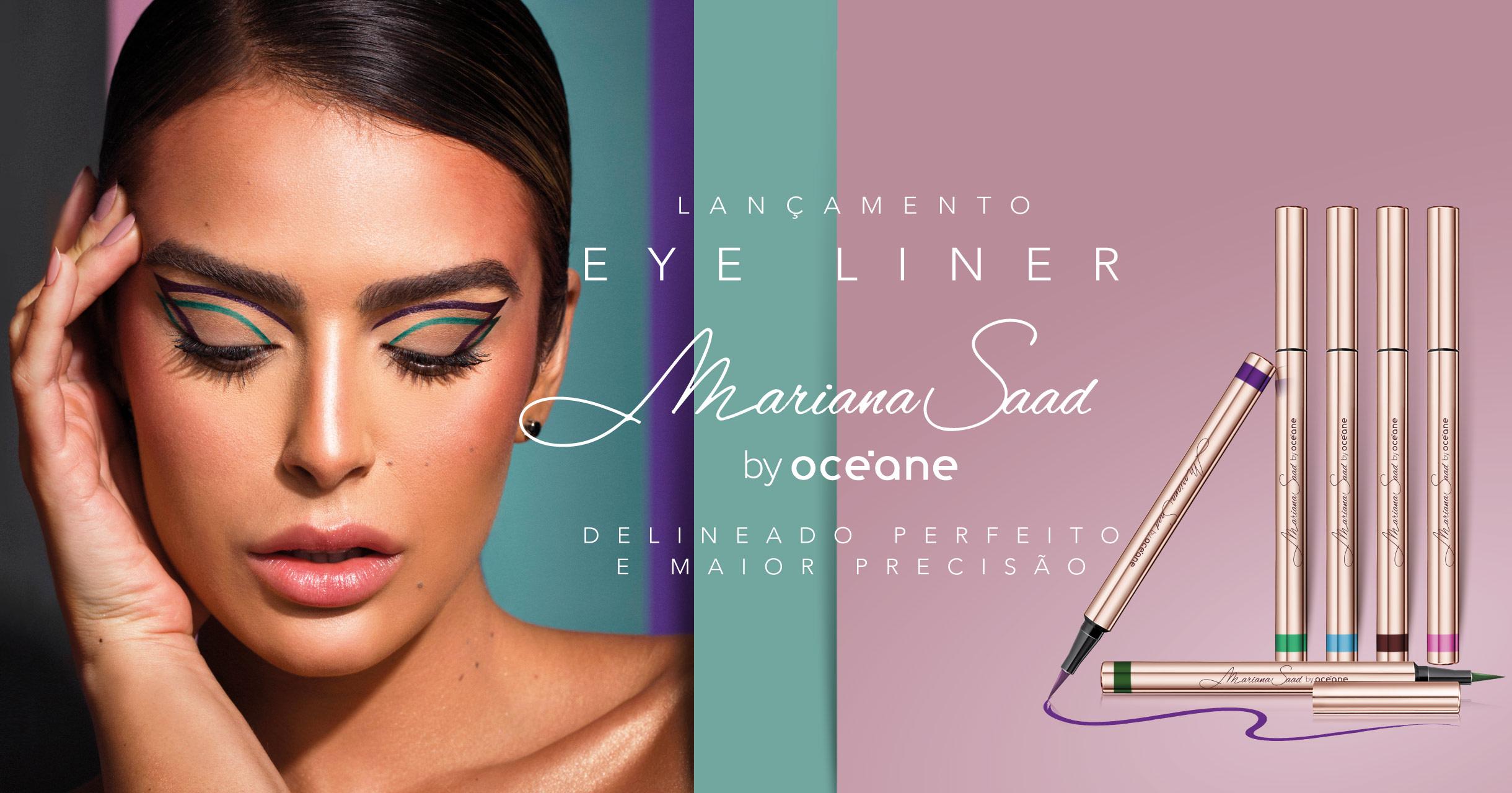 Lançamento Mariana Saad