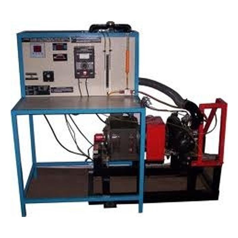 Single Cylinder 2 Stroke Petrol Engine