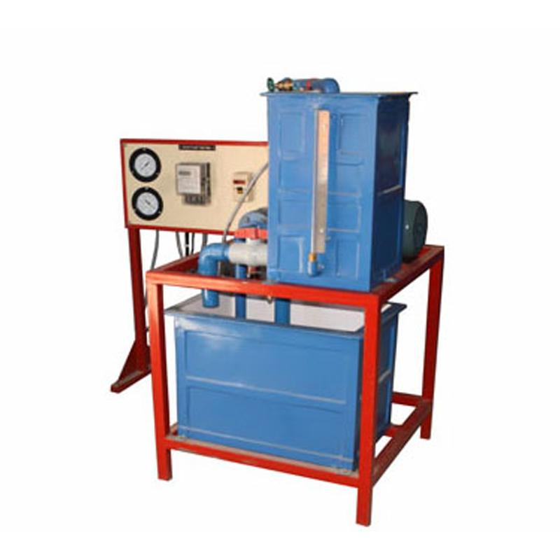 Closed Circuit Gear Oil Pump Test Rig