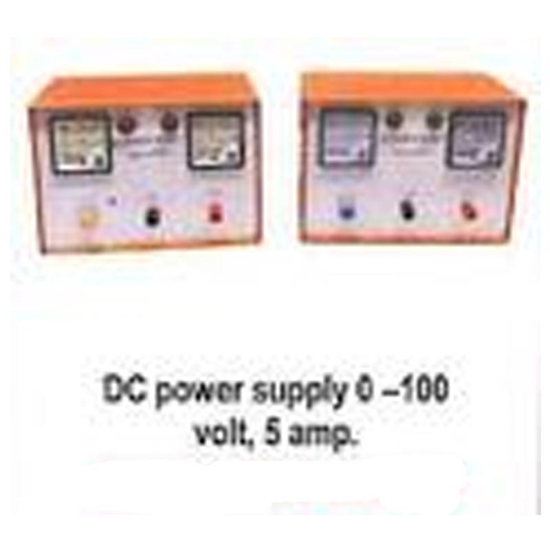 DC Power Supply 0-100 Volt.5amp