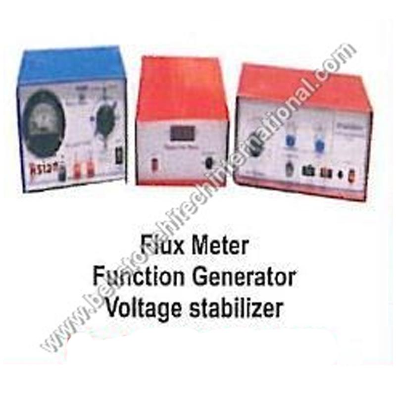Flux Meter Function Generator Voltage Stabilizer