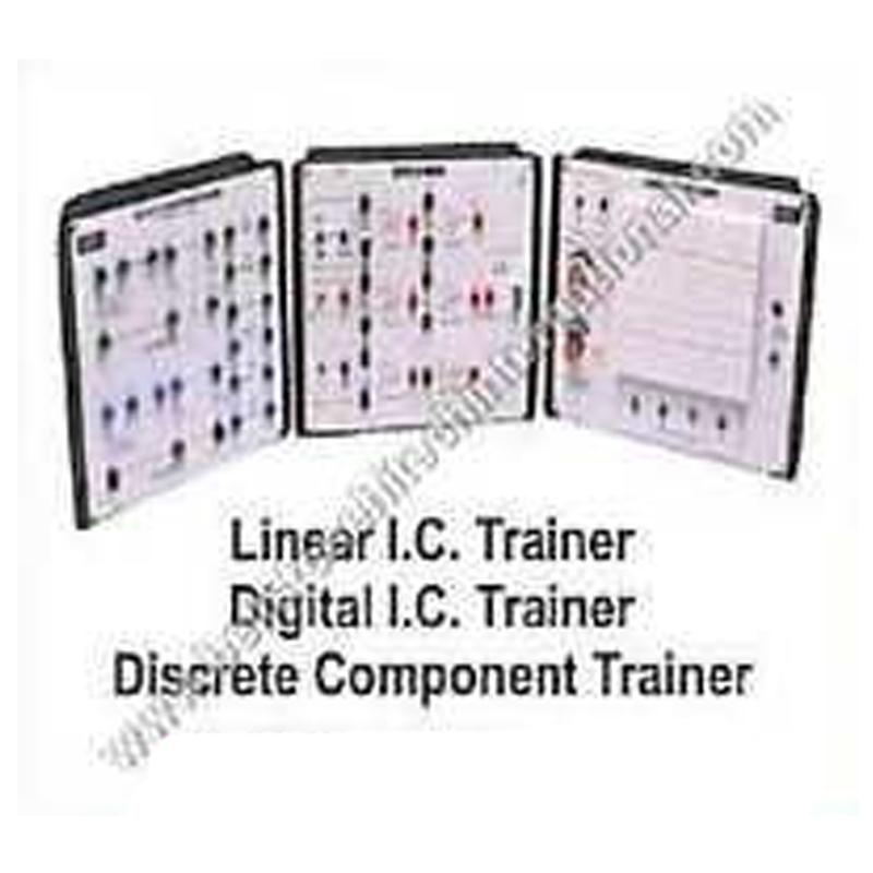 Linear I.C. Trainer Digital