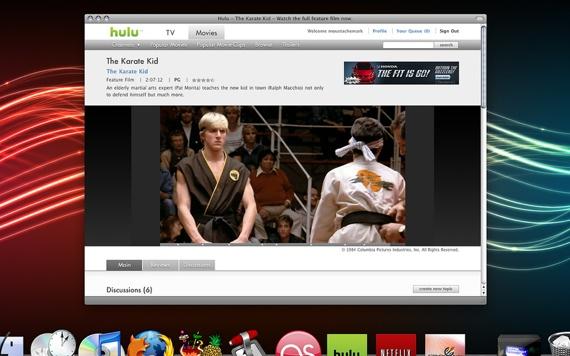 Hulu on the Screen
