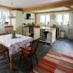 Sixpenny - Kitchen-towards-Garden