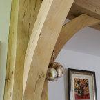 Sixpenny - Oak-frame-detail
