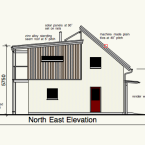 New Forest Access Elevation