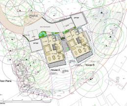 Broadstone - 2 New Low Energy Houses