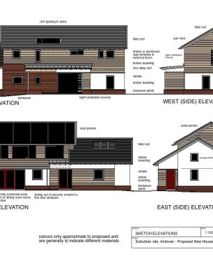 Andover – New Low Energy Detached House