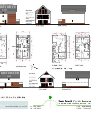 Clarendon – New Houses