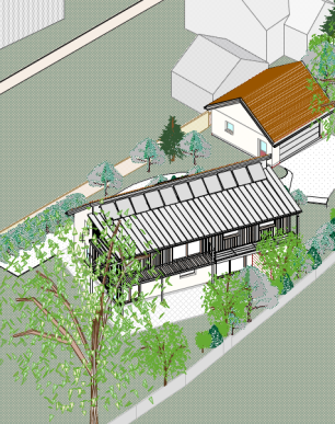 Langley Passivhaus – Replacement House