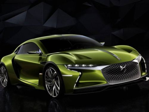 PSA Peugeot Citroen is preparing to release a new supercar under the ...