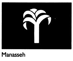 Joseph (Manasseh) tribal symbol